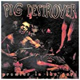 Prowler in the Yard by Pig Destroyer Explicit Lyrics edition (2001) Audio CD