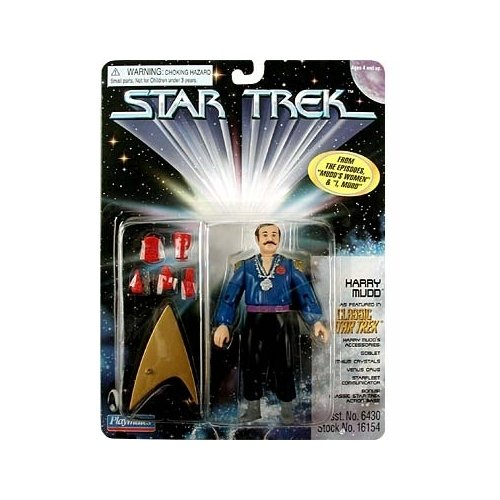 Star Trek Series 5 Harry Mudd Action Figure