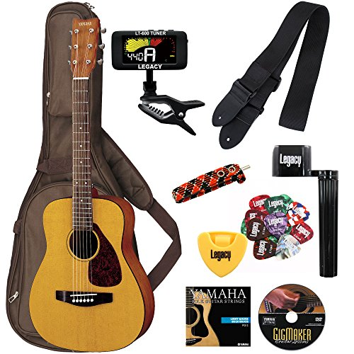 yamaha-jr1-3-4-size-acoustic-guitar-with-gig-bag-and-legacy-accessory-bundle