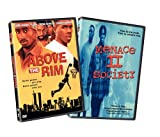 Cover art for  Above the Rim & Menace II Society