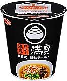 サッポロ一番 満貝 新感覚 醤油ラーメン 91g×12個