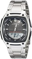 Casio Men's AW81D-1AV Ana-Digi 10-Year Battery Watch
