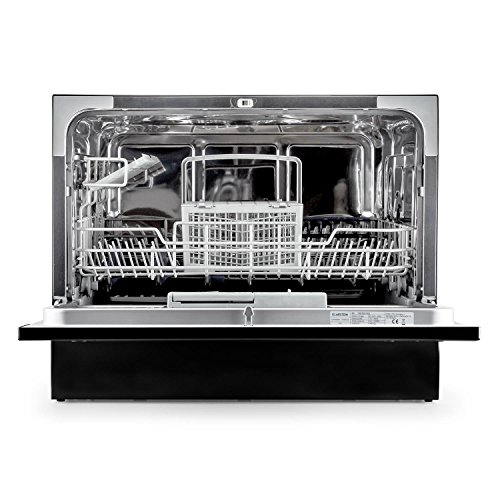 preisvergleich klarstein amazonia 6 mini geschirrsp ler. Black Bedroom Furniture Sets. Home Design Ideas