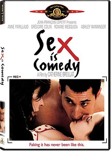 Cover art for  Sex Is Comedy
