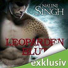 Leopardenblut (Gestaltwandler 1) Hörbuch von Nalini Singh Gesprochen von: Elena Wilms