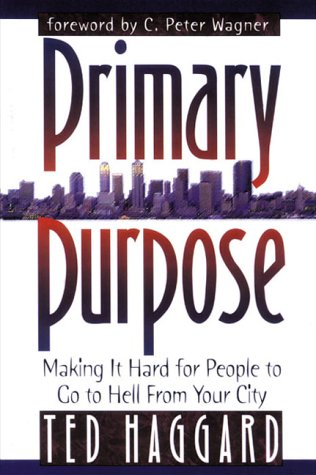 Primary Purpose: Making it hard for people to go to hell from your city