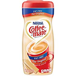 Nestle Coffee-mate Original Fat Free, 453g