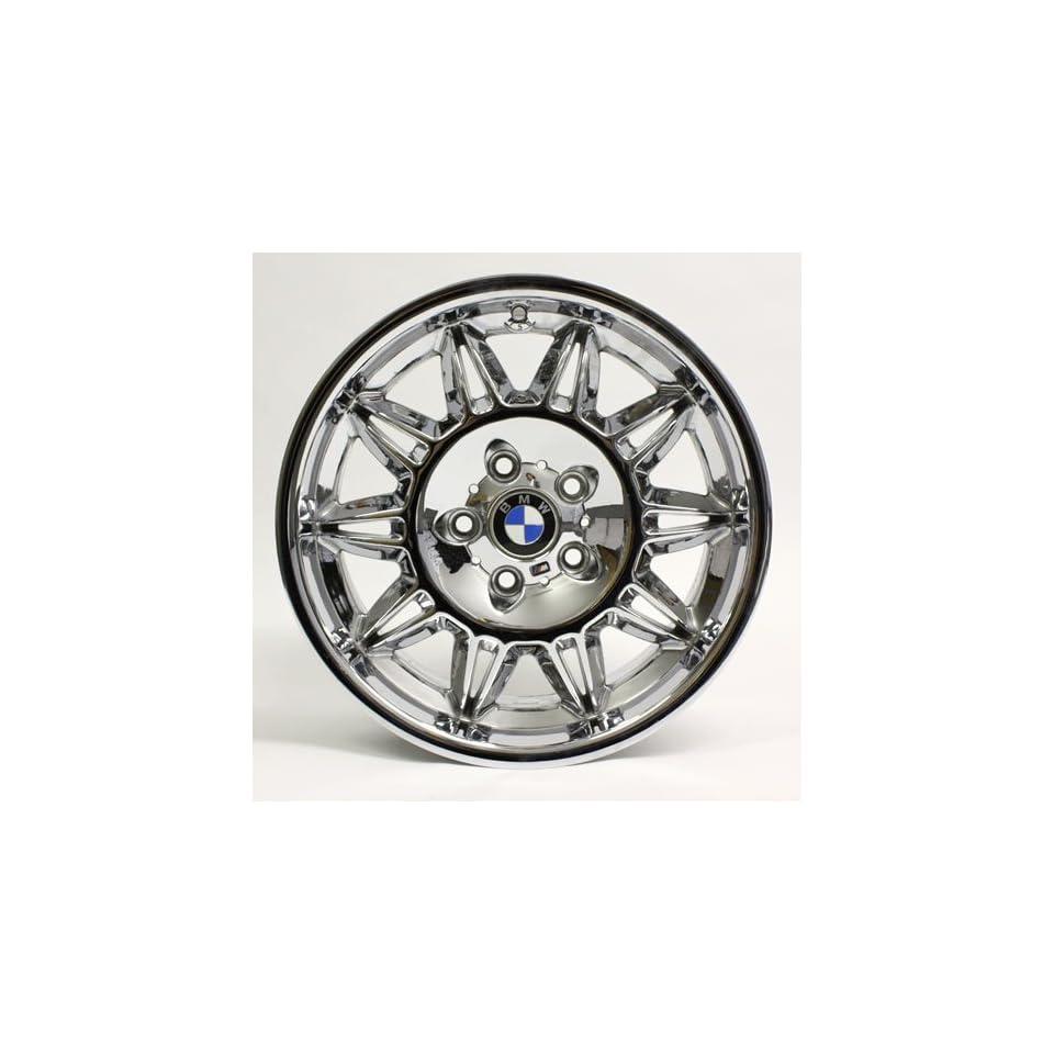 Bmw Z3 M3 323i 17 Inch Rear Wheel Rim Factory Oem #59301 Style # 39
