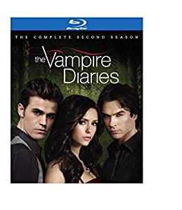The Vampire Diaries: Season 2 [Blu-ray]