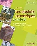 echange, troc Estelle GUERVEN - Produits cosmétiques au naturel : jeunesse et beauté avec les plantes du Brésil et d'Amazonie (Les)