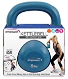 Empower KettleBell with DVD, 5-Pound
