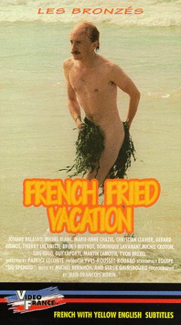 French Fried Vacation [VHS] [Import]