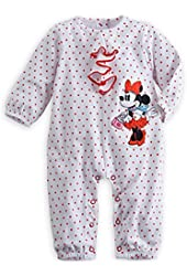 Disney Minnie Mouse Knit Romper for Baby