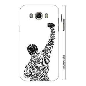 Enthopia Designer Hardshell Case Rocky's Speech 3 Back Cover for Samsung Galaxy J7( 2016)