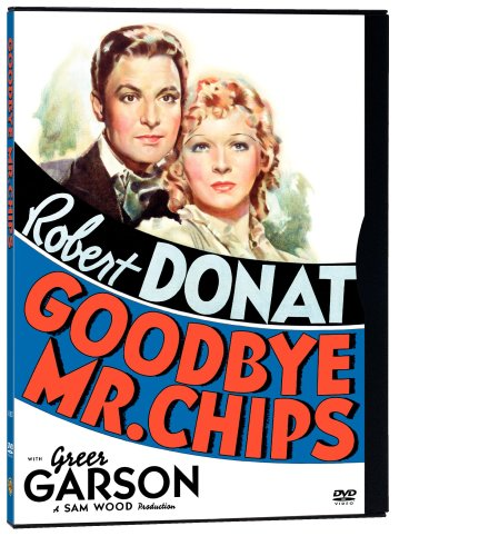 Cover art for  Goodbye, Mr. Chips