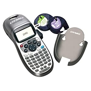 Dymo LetraTag Plus LT-100H Personal Label Maker
