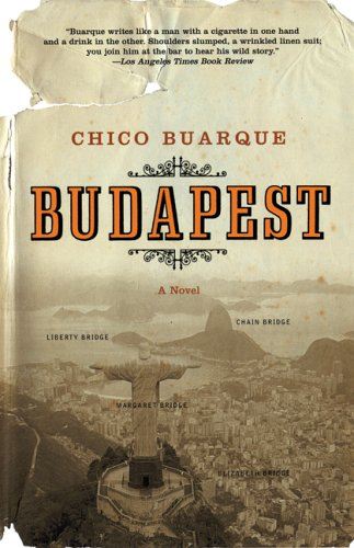 Budapest: A Novel: Chico Buarque, Alison Entrekin: 9780802142146: Amazon.com: Books