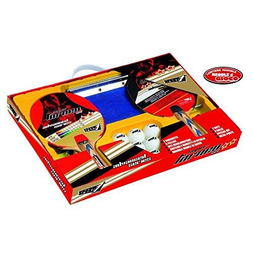 Set ping pong SPORT ONE tennistavolo + rete + racchette