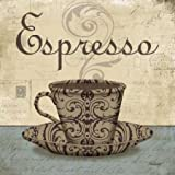 Espresso by Williams, Todd- Fine Art Print on CANVAS : 29 x 29 Inches
