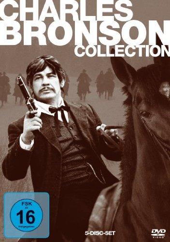 Charles Bronson Box [5 DVDs]
