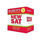 img - for Barron's NEW SAT Flash Cards, 3rd Edition: 500 Flash Cards to Help You Achieve a Higher Score book / textbook / text book