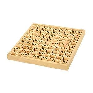 Legler - 2019481 - Calcul Et Mathématique - Table De Multiplication