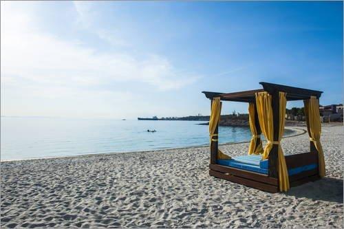 impresion-en-madera-120-x-80-cm-huge-double-bed-on-the-beach-of-playa-palmira-near-la-paz-baja-calif