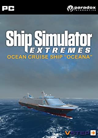 Ship Simulator Extremes: Ocean Cruise Ship Oceana DLC [Download]