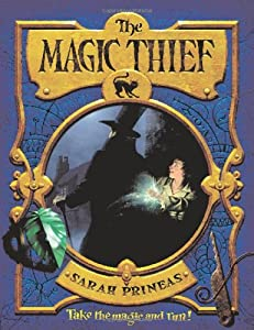 "Cover of ""The Magic Thief"""