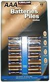 Kirkland Alkaline Batteries - AAA size (1.5V) - 48 Pack - Kirkland - アルカリ乾電池 単4形 (1.5V) - 48本