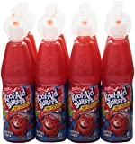 Kool-Aid Bursts, Tropical Punch, 6.75-Ounce Bottles (Pack of 12)