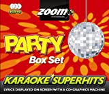 Zoom Karaoke CD+G - Party Superhits - Triple CD+G Karaoke Pack Zoom Karaoke
