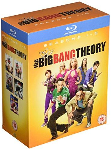 The Big Bang Theory Complete Season 1-5 Blu Ray (Big Bang Theory Dvd Season 1 compare prices)