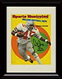 Framed Archie Griffin Sports Illustrated Autograph Print - Ohio State Buckeyes Heisman Winner Amazon.com