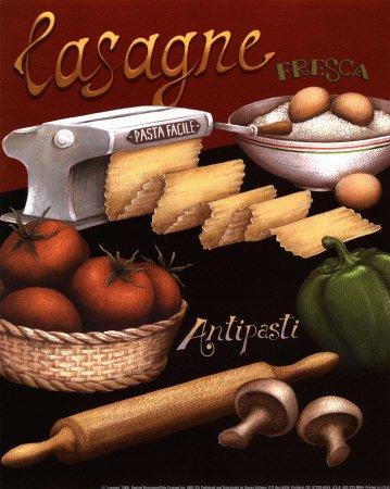 Lasagna poster