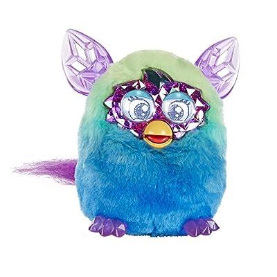 Furby Boom Crystal Series Furby (Green/Blue) by Furby
