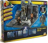 Doctor Who Character Building the Time of Angels Mini Construction Playset