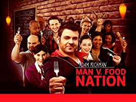 Man v. Food Nation Season 1