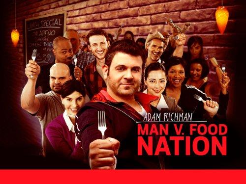 Man v. Food Nation Season 1