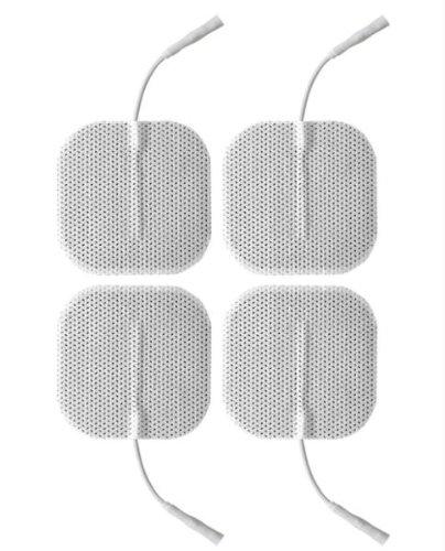 Accessoire Electrastim - electrapads carrés