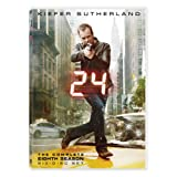 24: The Complete Eighth Seasonby Kiefer Sutherland