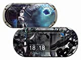 �u���b�N�����b�N�V���[�^�[ (�r�j�[��) Skin �ی�V�[�g&�X�N���[���v���e�N�^�[�L�b�g for PS Vita-2000