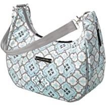 Hot Sale Petunia Pickle Bottom Touring Tote in Classically Crete