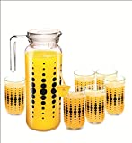 Kudos Poppy Dots Lemon Set
