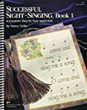 img - for V77T - Successful Sight Singing Book 1 Teacher's Edition book / textbook / text book