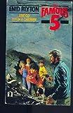 Five Go Off in a Caravan (Knight Books)