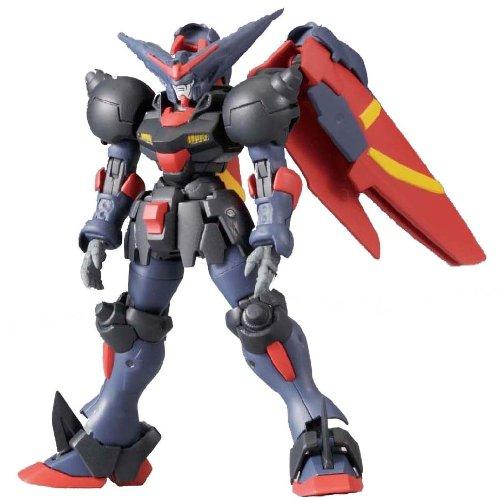 HGFC 1/144 GF13-001NHII マスターガンダム&風雲再起 (機動武闘伝Gガンダム)