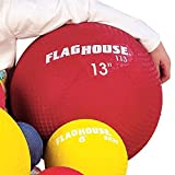 FLAGHOUSE 13 Playground Ball - Yellow