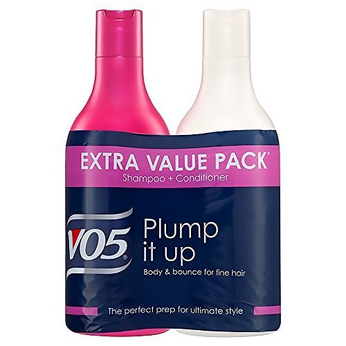 new-v05-plump-it-up-hair-shampoo-conditioner-extra-value-set-of-2-pack-2x500ml