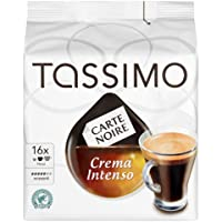 Tassimo Carte Noire Creme Intenso 132 g (Pack of 5)